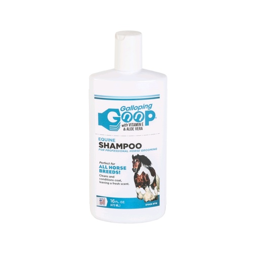 Galloping Goop Hi Shine Shampoo473ml Squeeze Bottle